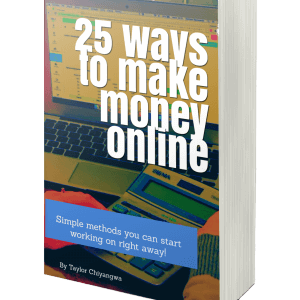 25-ways-to-make-money-online in Zimbabwe