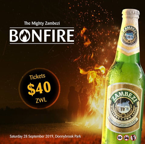 The Mighty Zambezi Bonfire