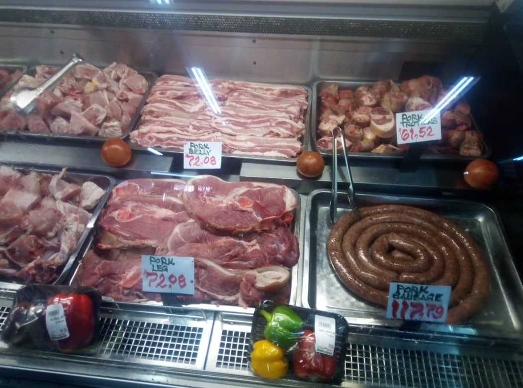 Current Meat price at Food World Jason Moyo