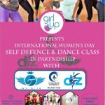 SELF DEFENSE & DANCE CLASS (IWD)