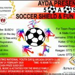 Soccer Shield and Fun Day